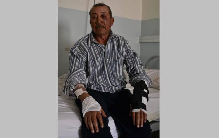 """Habló Don Vicente: """"La pasé mal con el puma y ahora hay que sanar las heridas"""""""