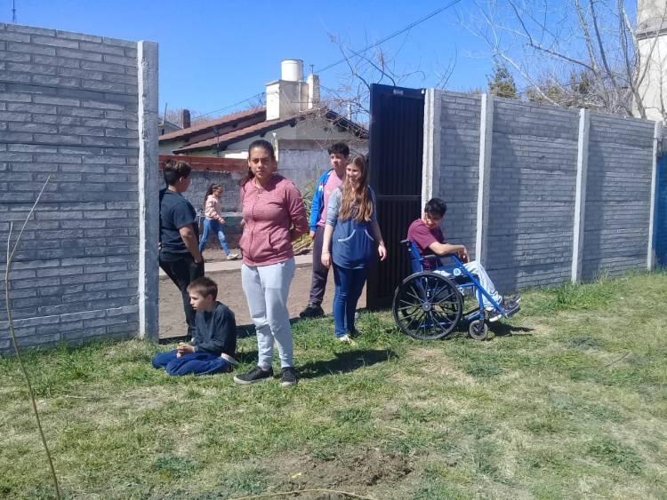 Milla Cura continúa con el proyecto 'Paredones Verdes'