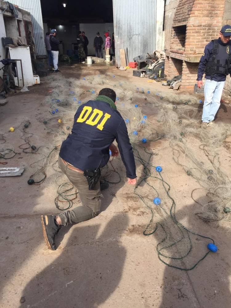 Realizan 10 allanamientos por lavado de activos en Pehuajó