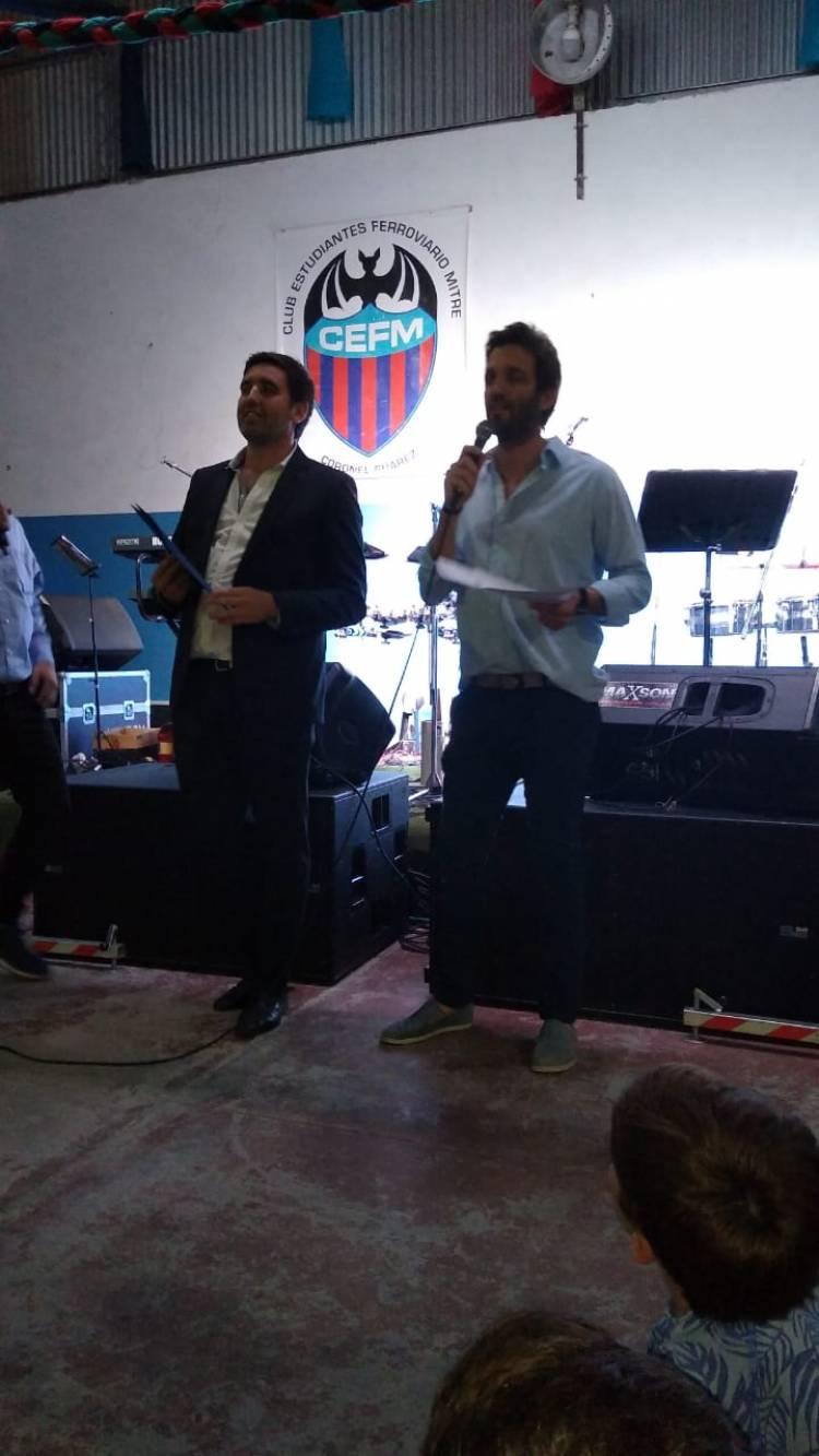"""""""El objetivo del club es la contención de los chicos"""""""