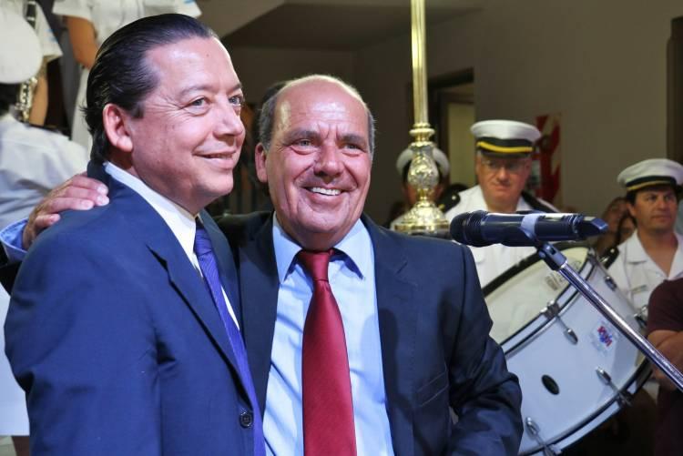 El intendente Moccero puso en funciones a su Gabinete Municipal