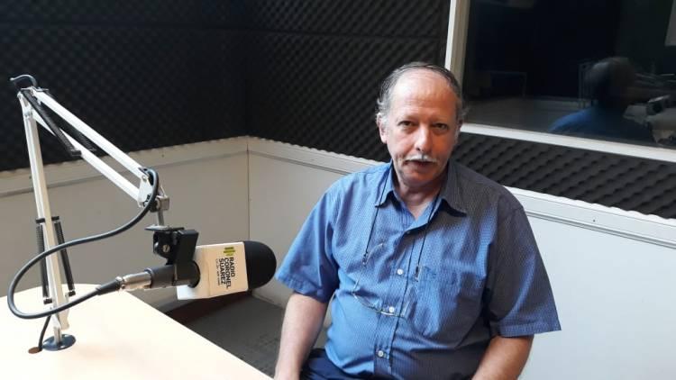 AER INTA Coronel Suárez. Panorama productivo con el Ing. Eduardo De Sa Pereira.