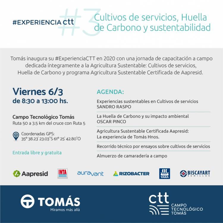 #ExperienciaCTT #3:  Jornada sustentable en Carlos Casares