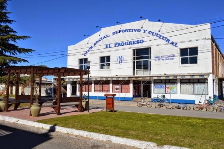 El Club Social, Deportivo y Cultural El Progreso suspende todas las actividades