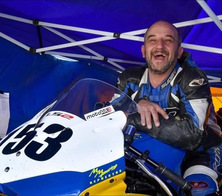 Tragedia en Olavarría: murió un piloto al ser arrollado en plena carrera
