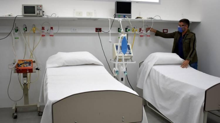 Carhué: albañiles y obreros trabajaron gratis para terminar en tiempo récord la ampliación del hospital