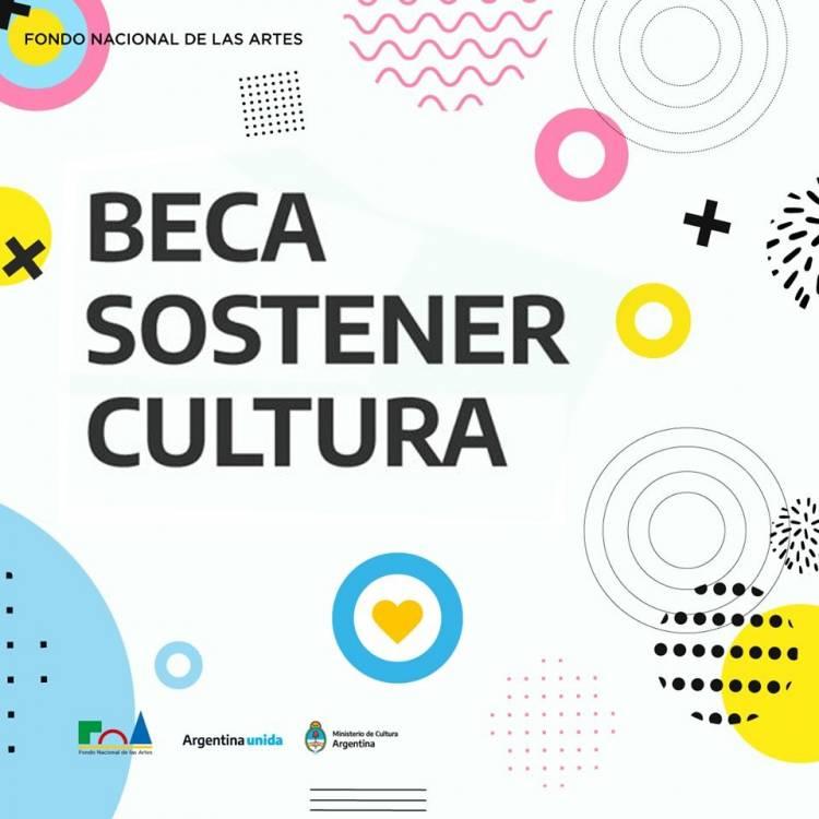 Beca Sostener Cultura del Fondo Nacional de las Artes