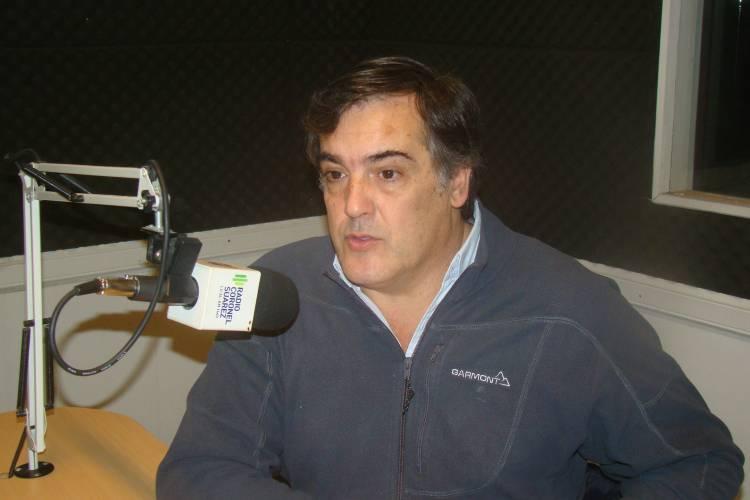 """Guillermo Recalde: """"Existe un acuerdo entre el moccerismo y Cambiemos"""""""