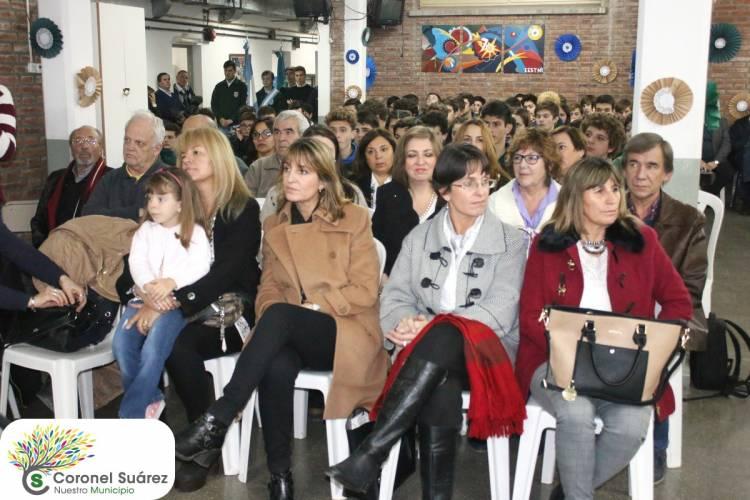 La Escuela de Educación Secundaria Técnica N°1 Festejó su 75º Aniversario