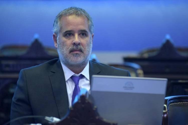 Topo Rodríguez busca aprobar una Ley de fuerte apoyo a las Pymes