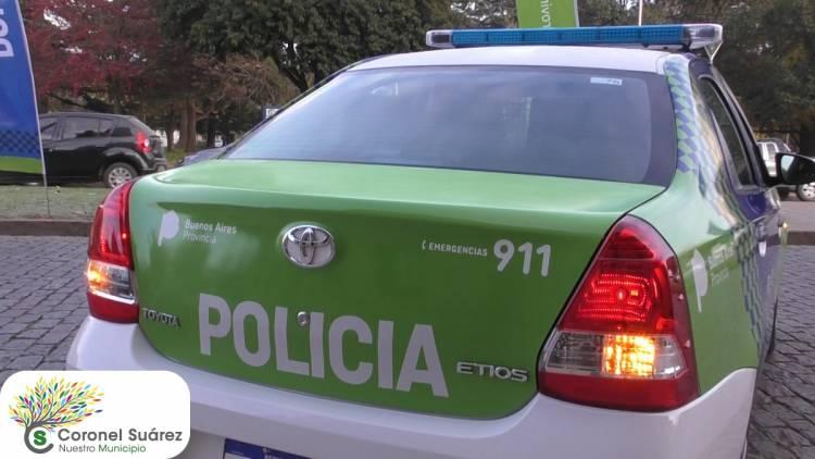 La Policía Comunal recibe dos nuevos patrulleros
