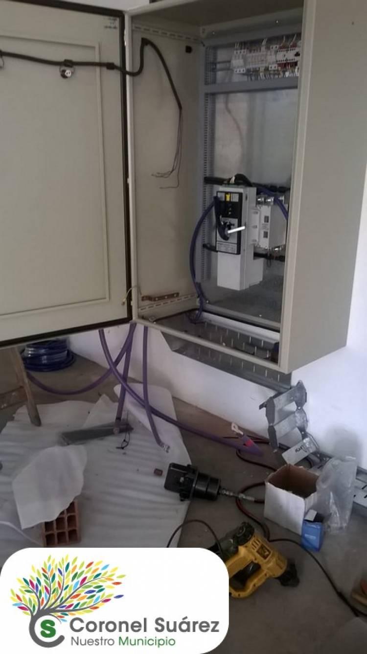 """Se instaló un nuevo generador en el hospital municipal """"Dr. Raúl Caccavo"""""""