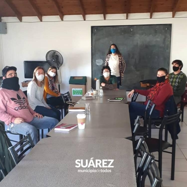 El equipo técnico del programa Envión arrancó con todo en Villa Belgrano