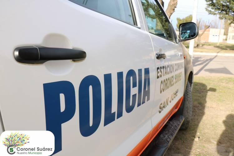 Se entregó un nuevo móvil policial para Santa Trinidad