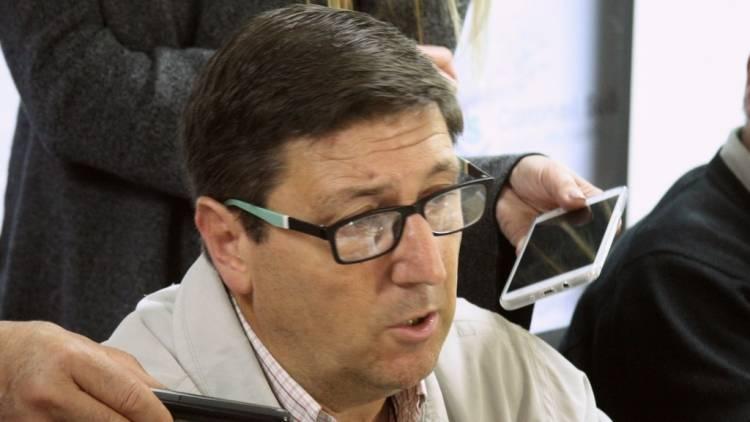 """Ricardo Salerno: """"Los concejales sabían del aumento en el agua corriente"""""""