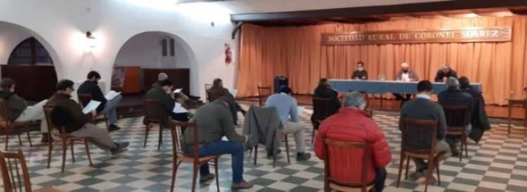 Asamblea de la Sociedad Rural del partido de Coronel Suárez