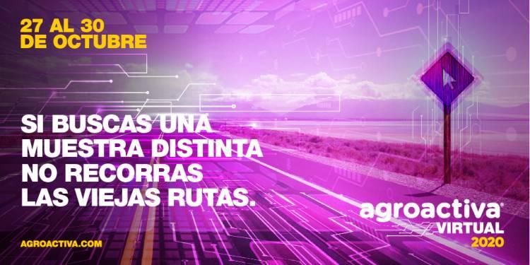 AgroActiva 2020 será el puente virtual entre la oferta y la demanda del campo