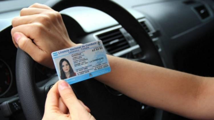 Prorrogan nuevamente el vencimiento de licencias de conducir