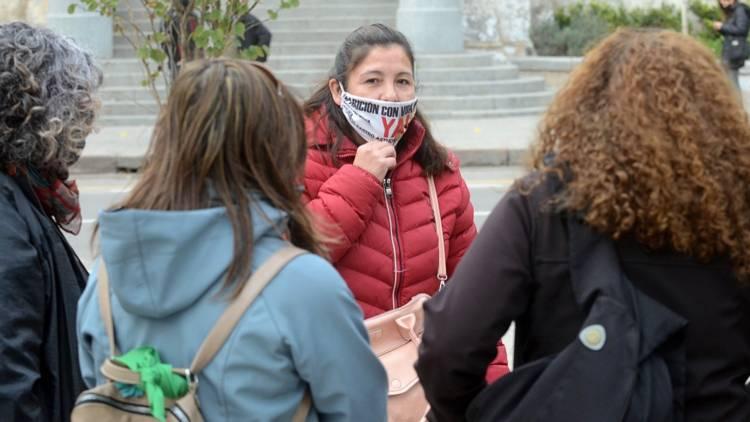 Duro mensaje de la mamá de Facundo al presidente Fernández y al gobernador Kicillof