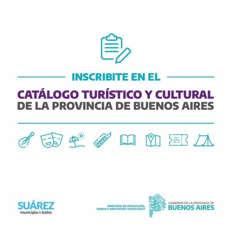 Convocatoria municipal para sectores del Turismo y la Cultura a formar parte del Catálogo TyC
