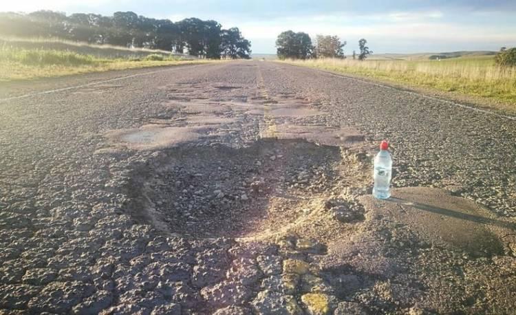 Vialidad licitó el bacheo y reparación de tramos claves de las rutas 51, 76 y la ex-carretera nacional 3