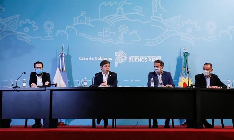 Provincia y Nación anunciaron obras en la Ruta 51