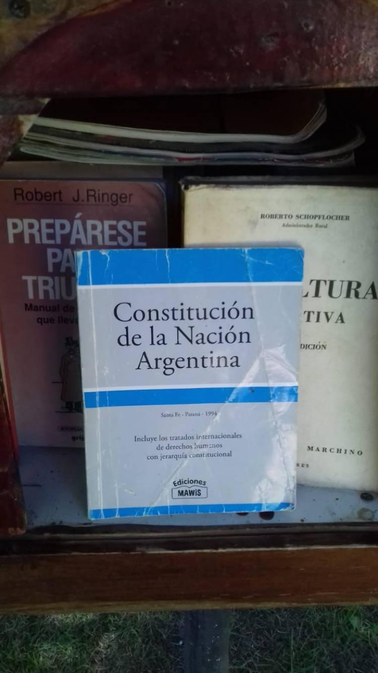 ¿Querés leer? La Biblioteca Popular Infantil de Coronel Suárez te invita a leer en la plaza