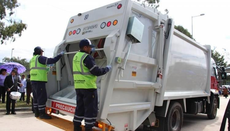 Agradecimiento de los Trabajadores de Recolección de Residuos