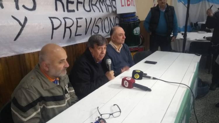 """Rubén 'Cholo' García: """"Esperamos el gesto político del Intendente, tiene dinero para hacer una buena oferta"""""""