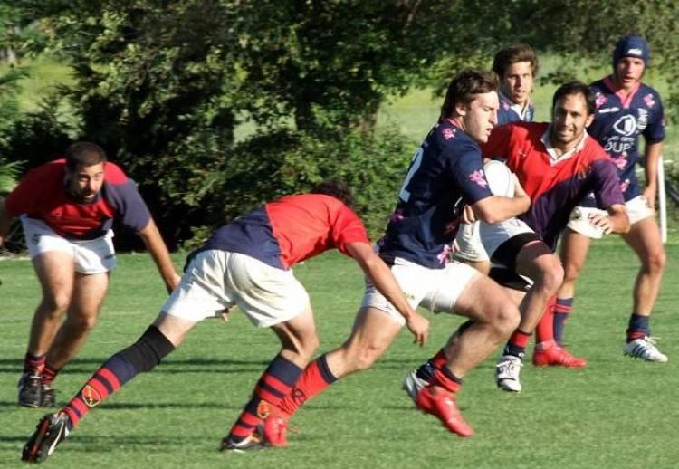 I Encuentro de Veteranos de Rugby en Coronel Suárez
