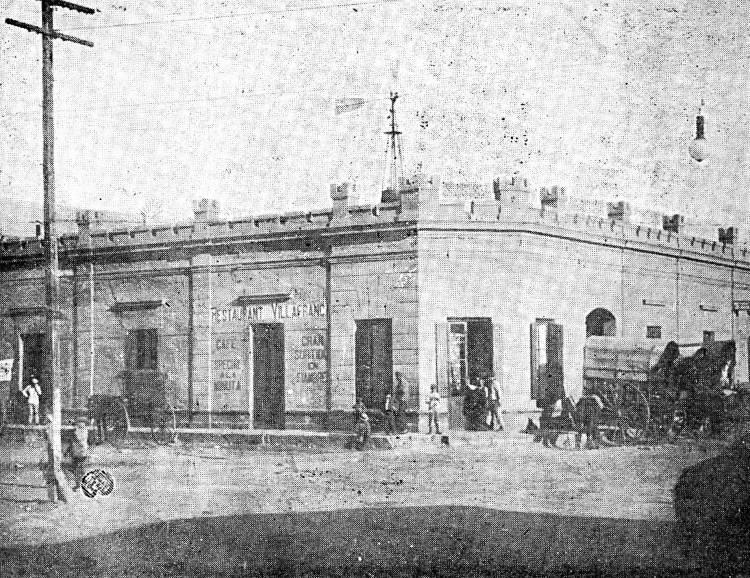 Micro Histórico - Evocaciones del Coronel Suárez de antaño