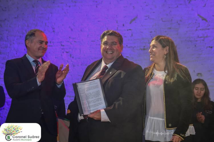 El Concejo Deliberante reconoció a instituciones y vecinos