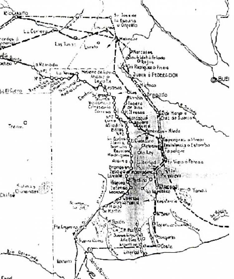 Micro Histórico - Los orígenes de Coronel Suárez