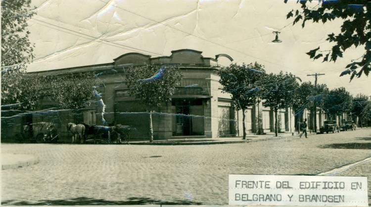 Micro Histórico - Los barrios marcaron el constante crecimiento de la ciudad