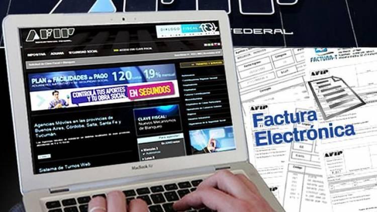 Monotributo: la AFIP pone en marcha el final de la factura en papel