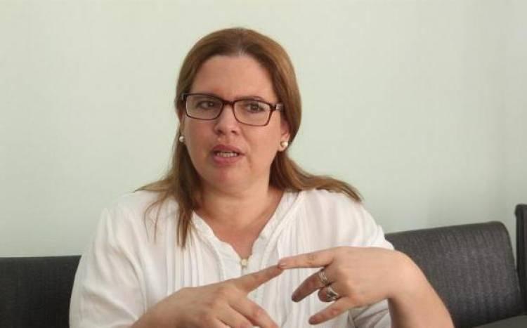 """María José Gianquinto: """"Quienes rompan los caminos van a tener que pagar el arreglo"""""""