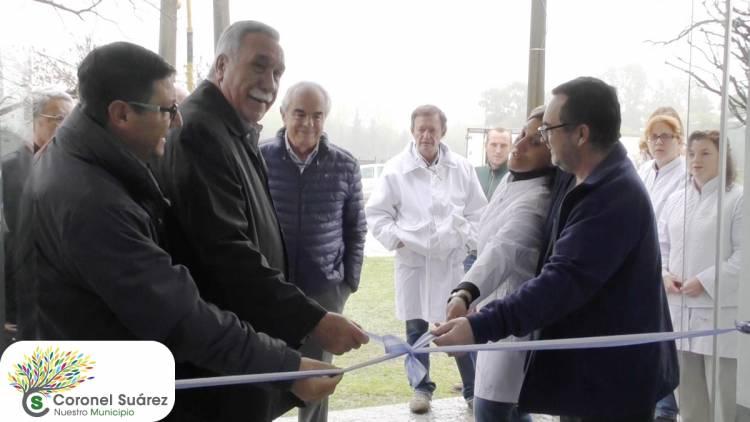 """Roberto Palacio: """"Tuvimos la decisión política de invertir en Bromatología con el fin de cuidar la salud de la población"""""""