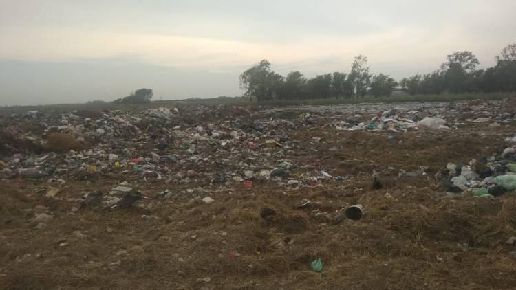 Vecinos de la planta de reciclado piden explicaciones