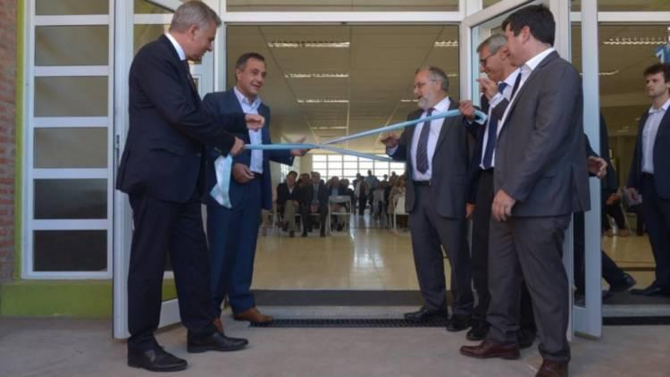 """Nuevas aulas en la UNS: """"Es un símbolo de la Argentina que queremos, lejos de grietas y divisiones políticas"""""""
