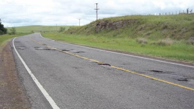 Vialidad tiene listo el proyecto de repavimentación de la  Ruta 76, pero reconoció que faltan los fondos