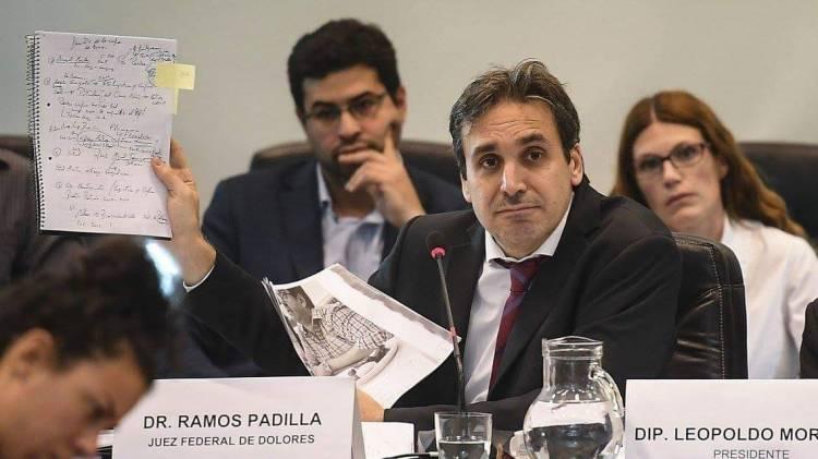 """Ramos Padilla: """"Por la denuncia contra Stornelli, descubrimos una red de espionaje judicial de magnitudes"""""""
