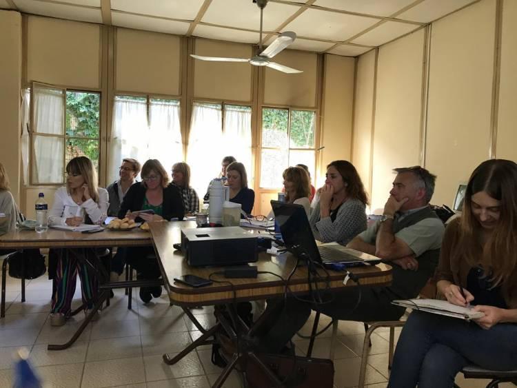Se realizó la primer mesa socioeducativa territorial ampliada