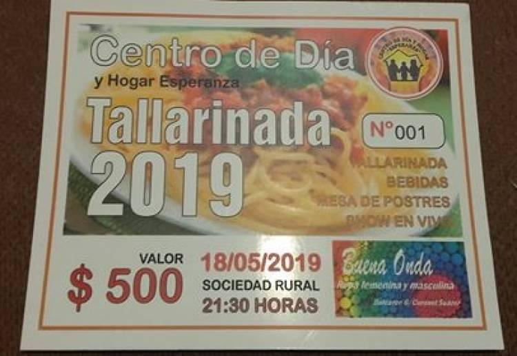 Tallarinada - Centro de Día