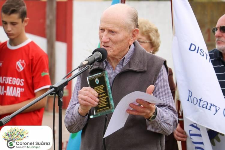 """""""El espíritu y el esfuerzo en el trabajo es digno de resaltar en los alemanes del Volga y ese es el camino que debemos seguir"""""""