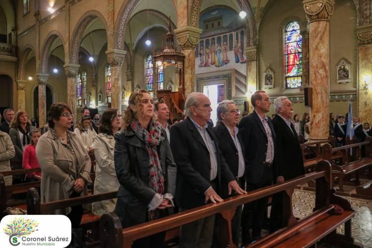 Con la fe intacta, San José celebró sus Fiestas Patronales