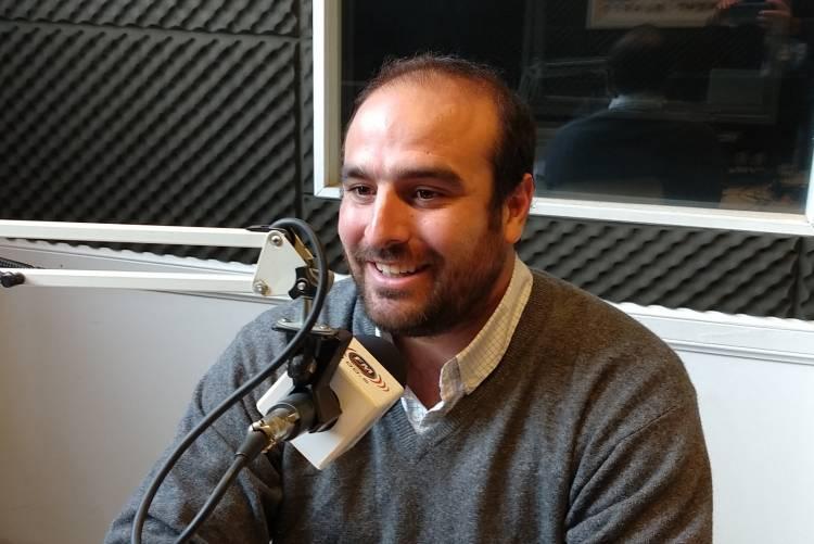 Juan Facundo Gallardo: 25 de mayo comprometido con la limpieza y el medio ambiente