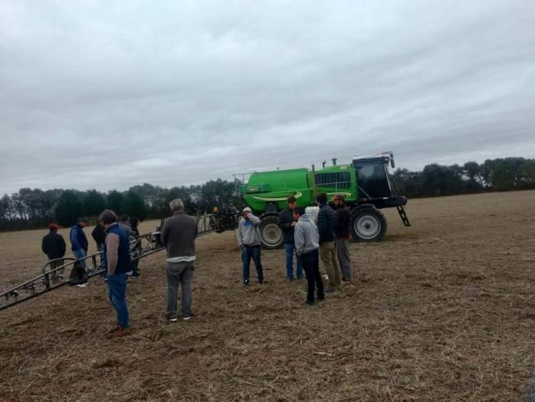 Buscan optimizar el uso de la Receta Agronómica de aplicación en la Provincia de Buenos Aires