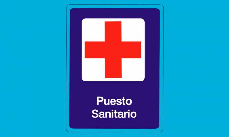 Puesto Sanitario gratuito en Pueblo San José
