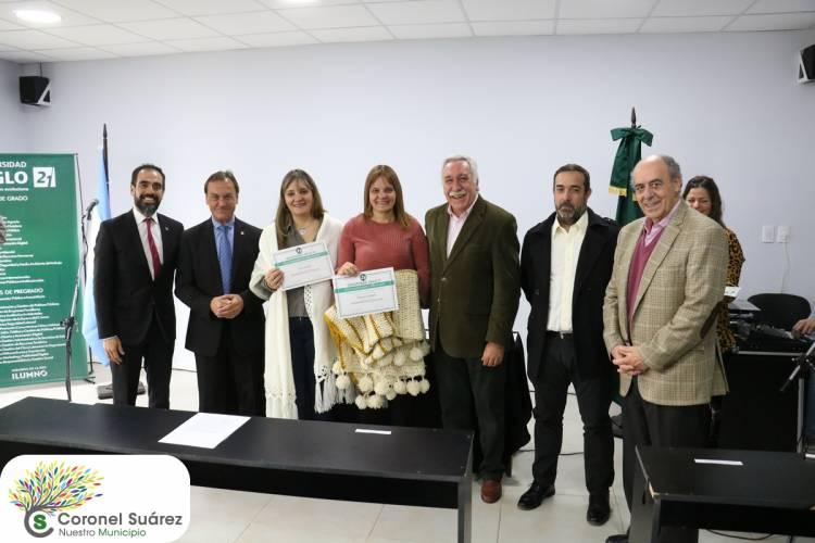 La Universidad 'Siglo XXI' inauguró su nueva sede académica