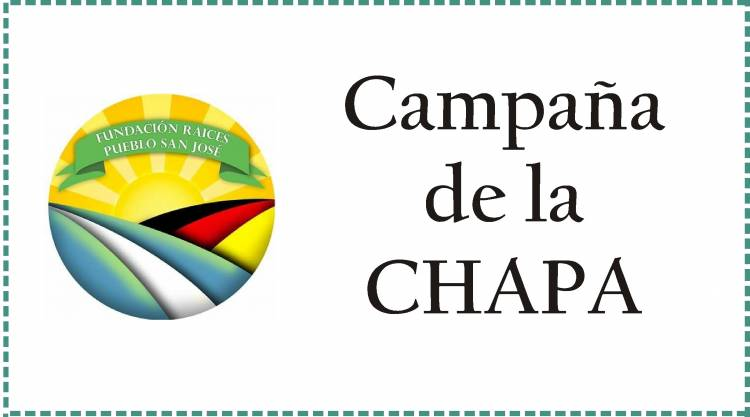 Campaña de la Chapa - Fundación Raices